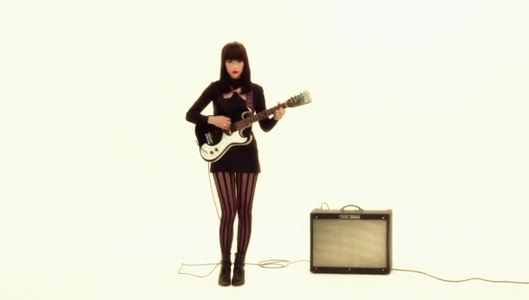 "Watch Dum Dum Girls' ""Bedroom Eyes"" Video"