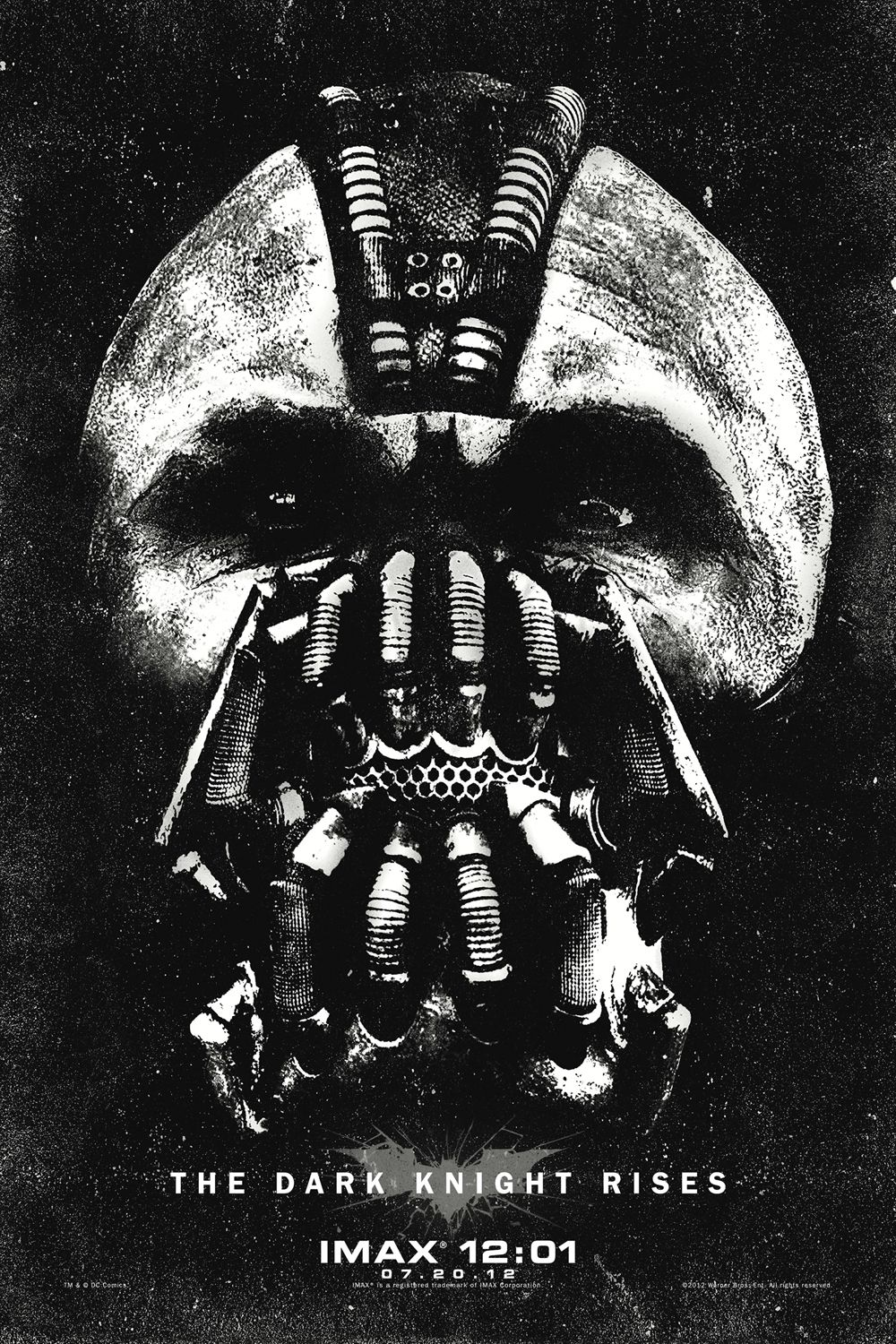 See a New Poster and Clip From <i>The Dark Knight Rises</i>