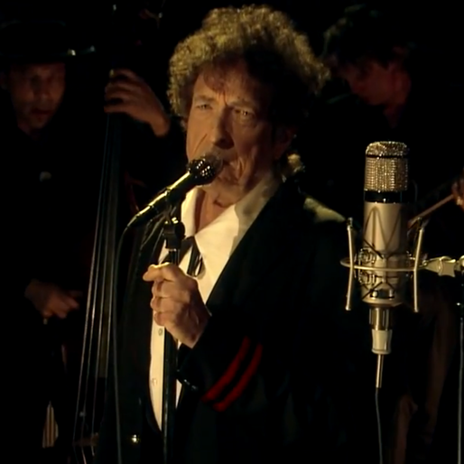 Watch Bob Dylan's Farewell Performance on Letterman