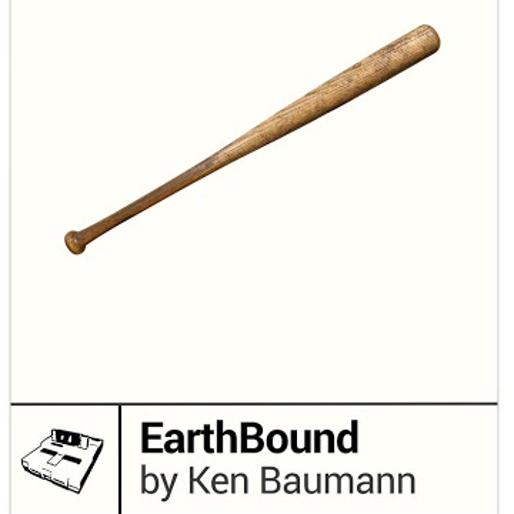 <em>EarthBound</em> by Ken Baumann