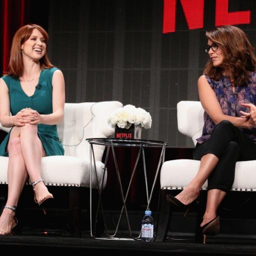 Ellie Kemper Talks <i>Unbreakable Kimmy Schmidt</i> and TV Talk Show Fantasies