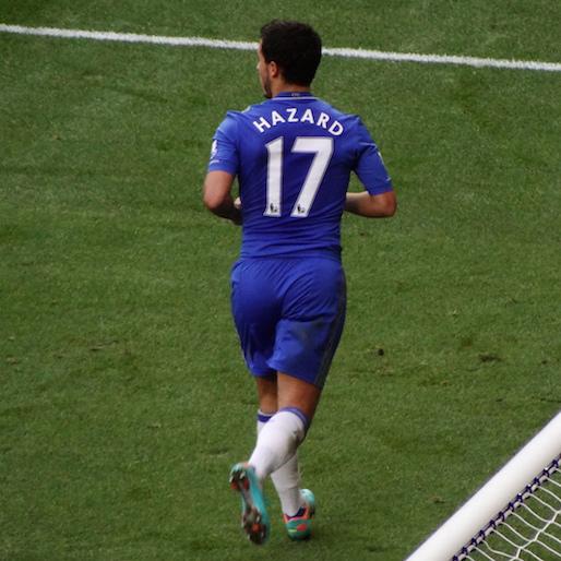 Eden Hazard: When Sharks Circle