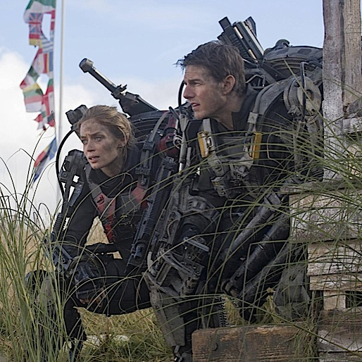 <i>Edge of Tomorrow</i>