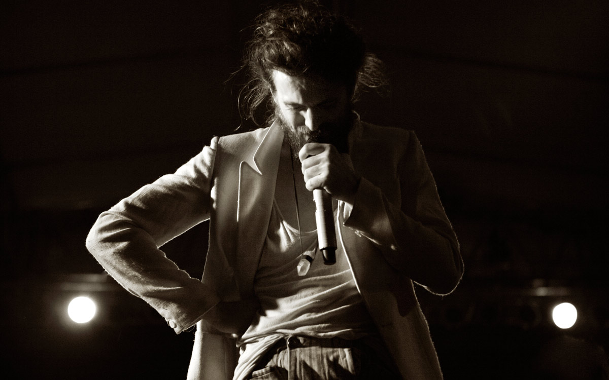 Edward Sharpe & The Magnetic Zeros: The Authentic Alex Ebert
