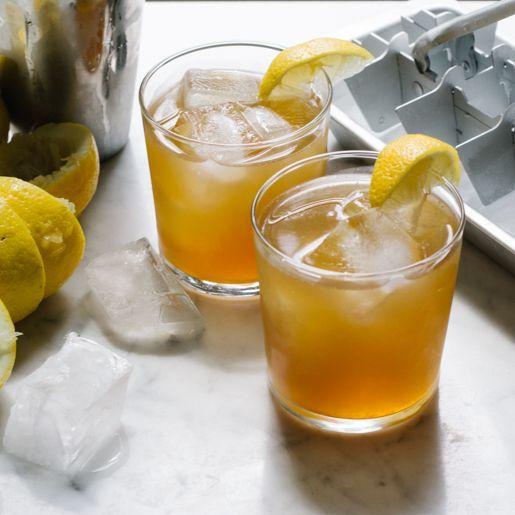 Taste: Whiskey Cooler
