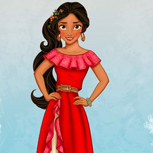 Disney Debuts First Latina Princess