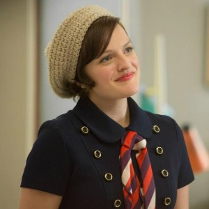 Elisabeth Moss Down for <i>Mad Men</i> Spinoff Featuring Peggy and Joan