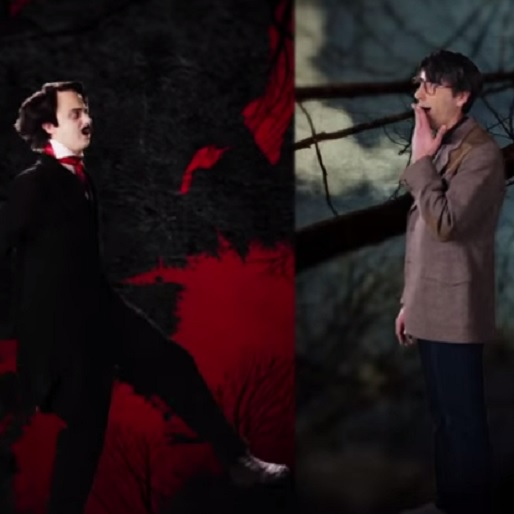 Stephen King vs. Edgar Allan Poe: A Rap Battle
