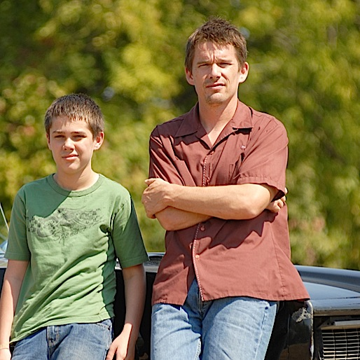 Ethan Hawke Talks <i>Boyhood</i>