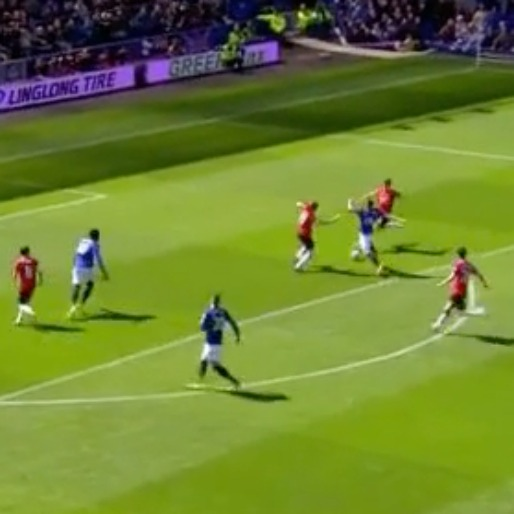 How Bad Luck and Bad Positioning Cost Manchester United Against Everton