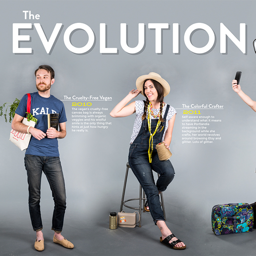 The Evolution of the Hipster 2010—2015