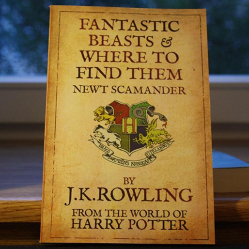 "J.K. Rowling's <i>Harry Potter</i> Spinoff to be Developed as Three ""Megamovies"""