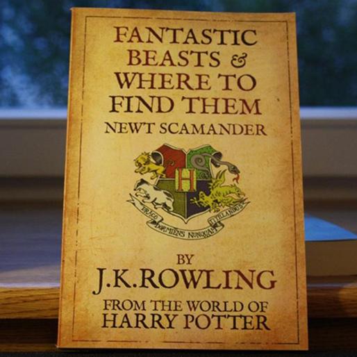 "J.K. Rowling's <i>Harry Potter</i> Spinoff to be Developed as Three ""Megamovies"""