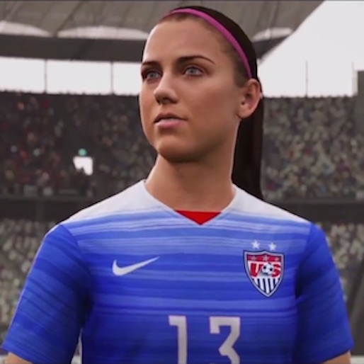 EA Sports to introduce women players for FIFA 16