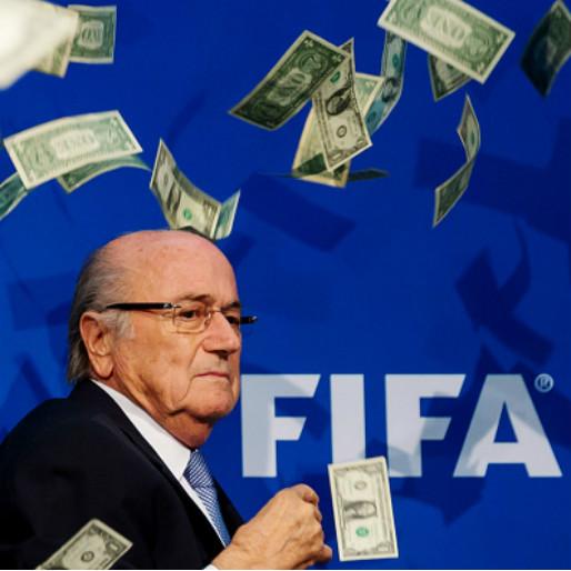 FIFA Sets Presidential Election Date; Sepp Blatter Hates Fake Money