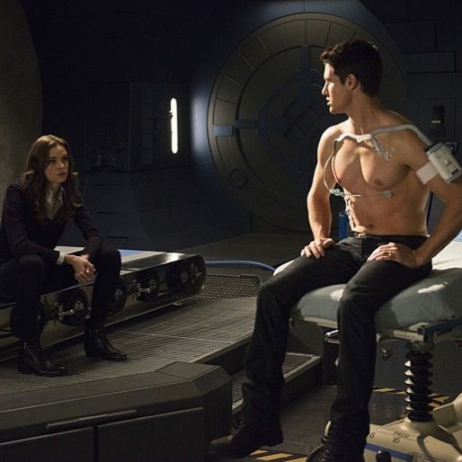 """<i>The Flash</i>: """"The Nuclear Man"""""""