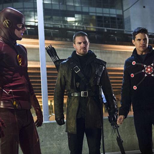 "<i>The Flash</i> Review: ""Rogue Air"""