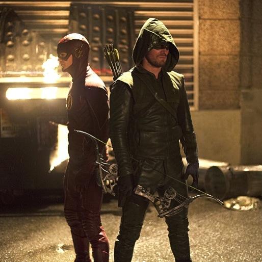 "<i>The Flash</i>: ""Flash vs. Arrow"""