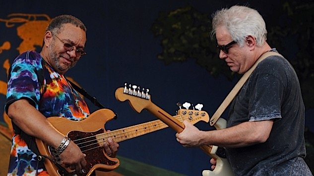 Listen to The Meters Get Funky on an Allman Brothers Cover in 1994