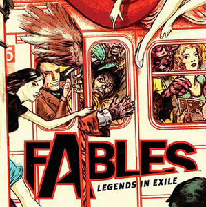 <i>Fables</i> Adds Jane Goldman To Write Screenplay