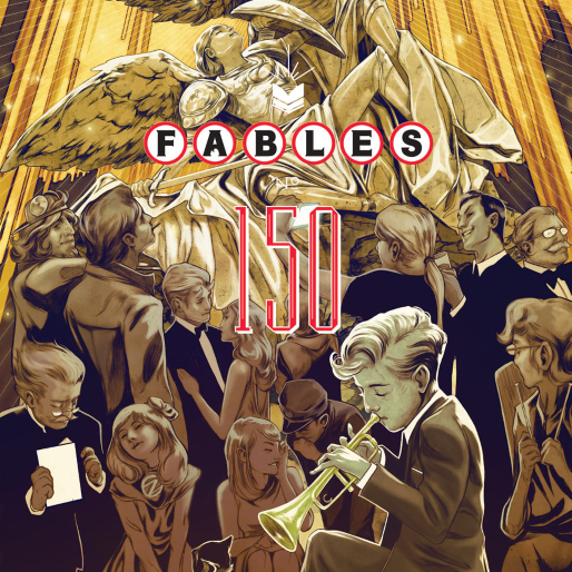 Happily Ever After: Bill Willingham on the End of <i>Fables</i>