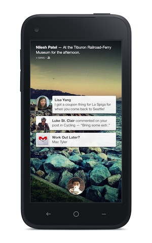 Facebook Home Beta App Leaked