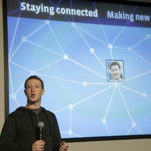 Facebook Sued by Patent-Holding Company Over 'Like' Button