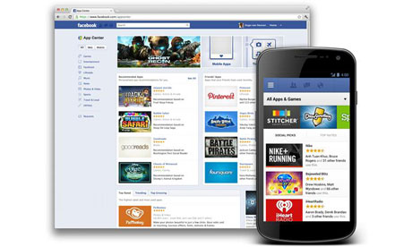 Facebook Launches App Centre