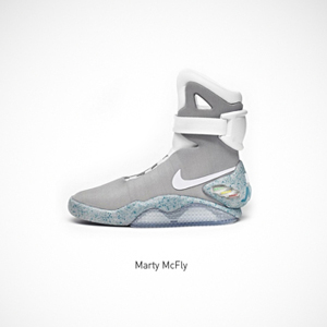 Poster Series Depicts Famous Foot Attire of Celebrities, Characters