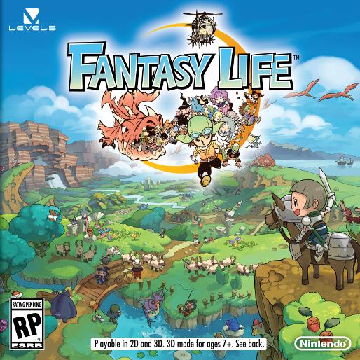<em>Fantasy Life</em>: Tinker, Tailor, Soldier, Sailor