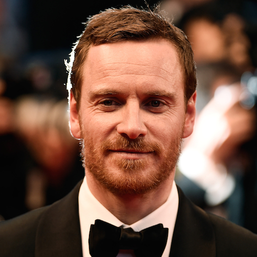 A First Look at a Hooded Michael Fassbender in upcoming <i>Assassin's Creed</i> film