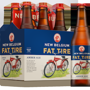 New Belgium Redesigns Beer Labels
