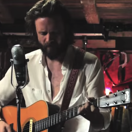 """Watch Father John Misty's Solemn, Sprawling Cover of Arcade Fire's """"The Suburbs"""""""