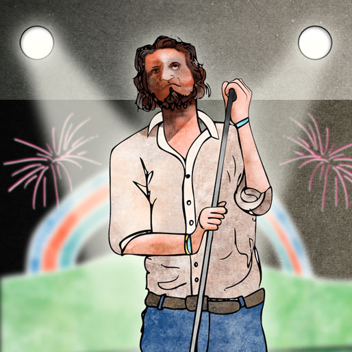 Father John Misty Does Not Hate You: J. Tillman's brilliant, antagonistic relationship with his audience