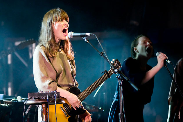 "Watch Feist Perform ""The Bad In Each Other"" on <i>The Tonight Show</i>"