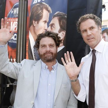 Ferrell to Help Galifianakis Find a Kidney in Linklater Comedy