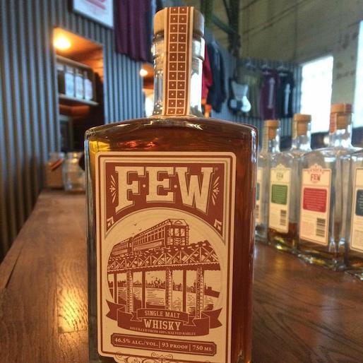 Craft Spirits Spotlight: Few Distillery