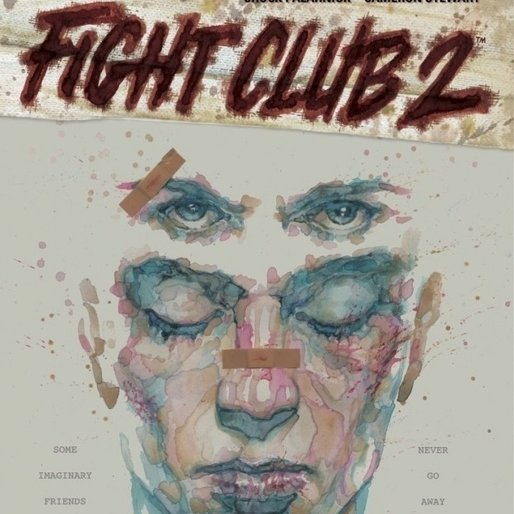Chuck Palahniuk Releases Excerpt From Comic Book Sequel to <i>Fight Club</i>