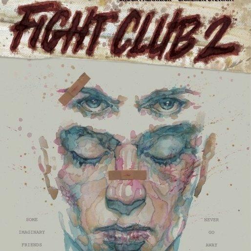 Dark Horse Encourages a Little Mayhem to Promote <i>Fight Club 2</i>