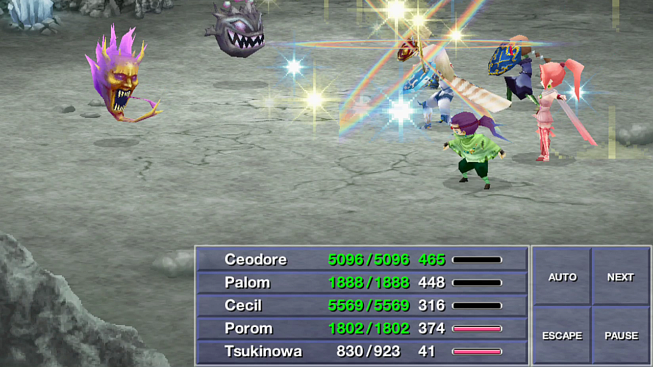 Final Fantasy for iOS: The Good, the Bad and the Ugly :: Games