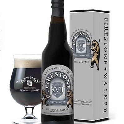 Firestone Walker Releases Anniversary Beer