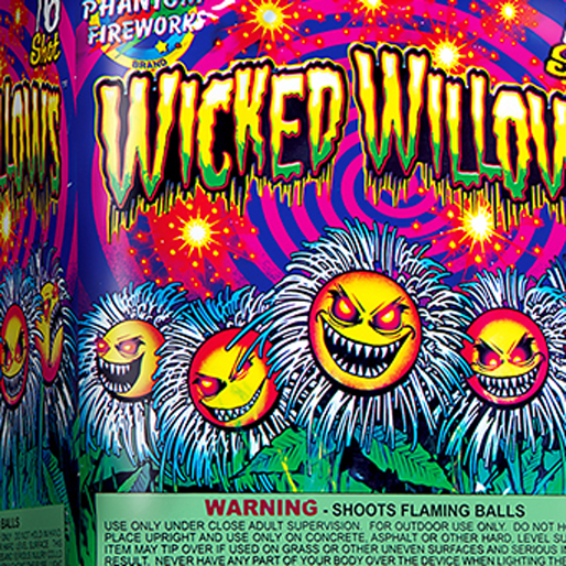 The Best of Fireworks Packaging