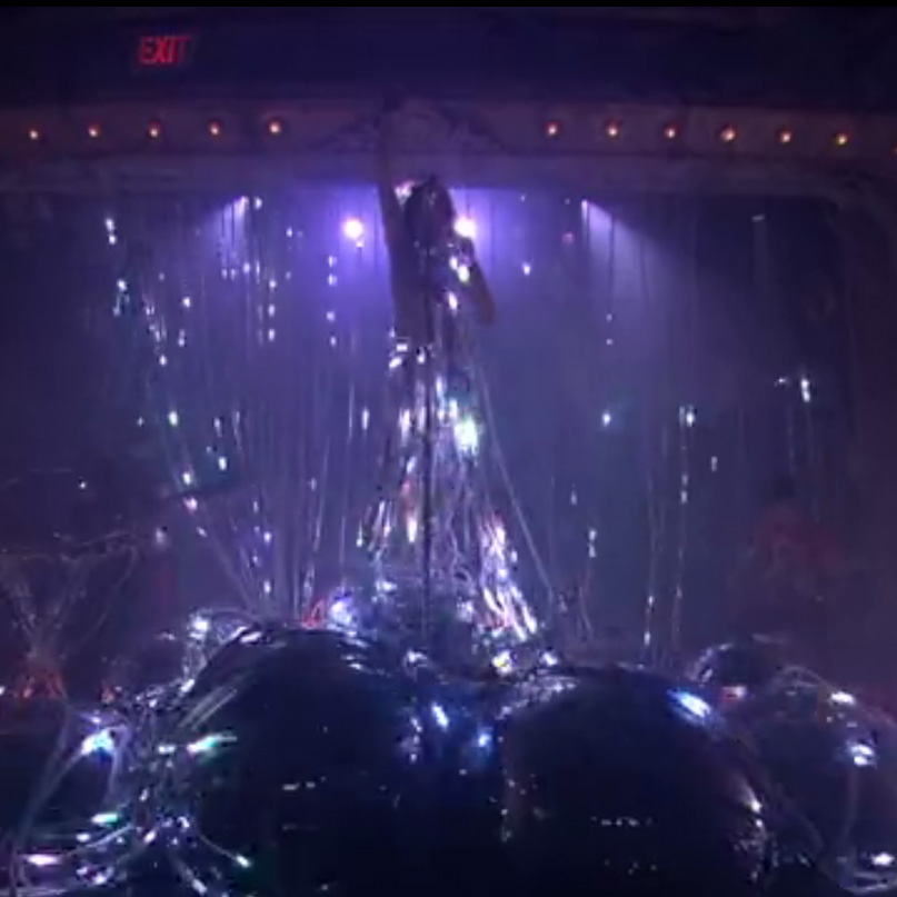 Watch The Flaming Lips' Awesomely Weird Performance on &lt;i&gt;Fallon&lt;/i&gt;
