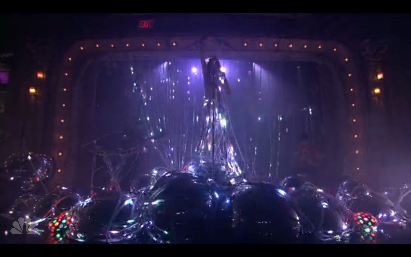 Watch The Flaming Lips' Awesomely Weird Performance on <i>Fallon</i>
