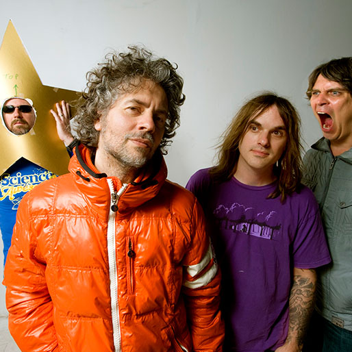 The Flaming Lips Are Scared (And That's OK): The Fearless Freaks Face <i>The Terror</i>