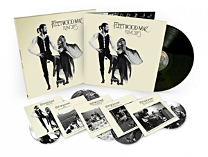Fleetwood Mac's <i>Rumours</i> to be Reissued for 35th Anniversary