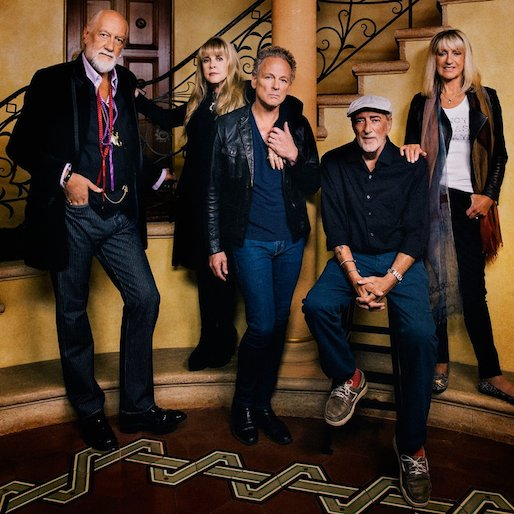 "Fleetwood Mac Add 28 More Dates to ""On With the Show"" Tour"