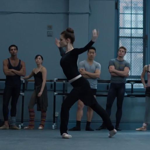 <i>Black Swan</i> Meets <i>Whiplash</i> in Trailer for New Starz Ballerina Drama