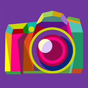 Flickr Updates Branding with New Camera Illustrations