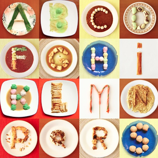 30 Tasty Typographic Fonts